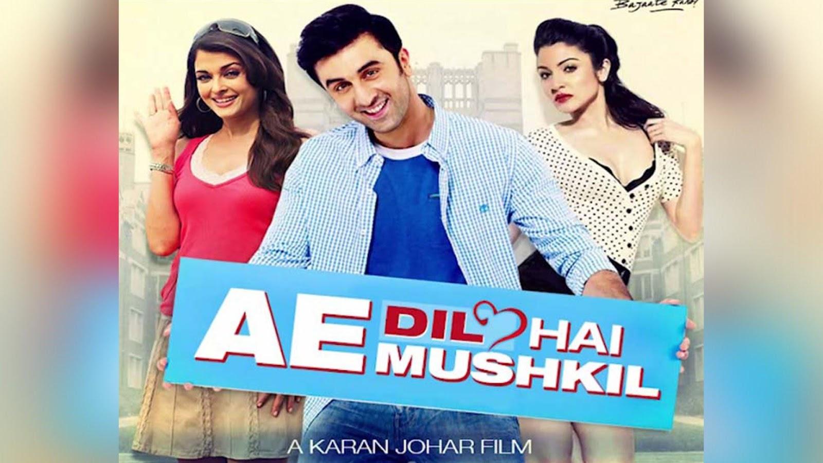 Movies In 2016, Mohenjo Daro, Rustom, M.S. Dhoni The Untold Story, Akira, Baar Baar Dekho, Ae Dil Hai Mushkil, Dear Zindagi, Befikre, Dangal, Raees