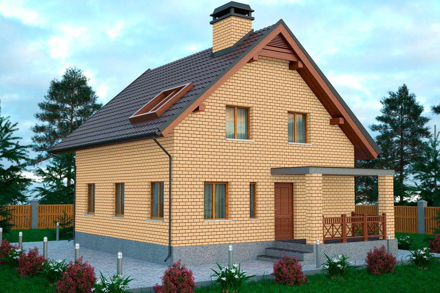 Кирпич – неотъемлемая часть строительного процесса