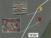 Взрывные устройства, размещенные сирийцами на границе с Израилем