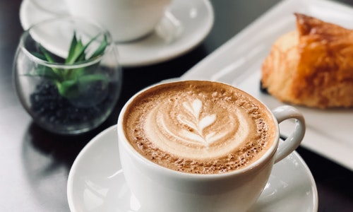Coffee is the main Italian breakfast essential recipe.