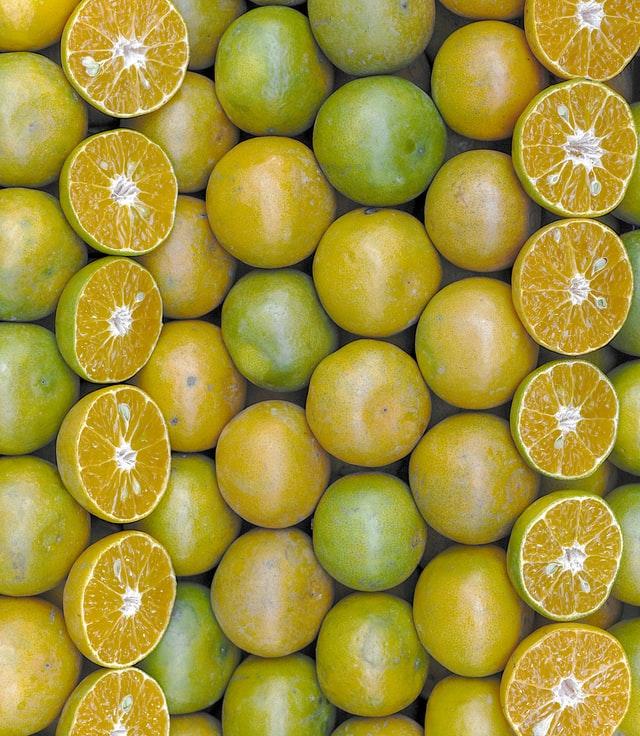 Food, fruit, Orange, lemon