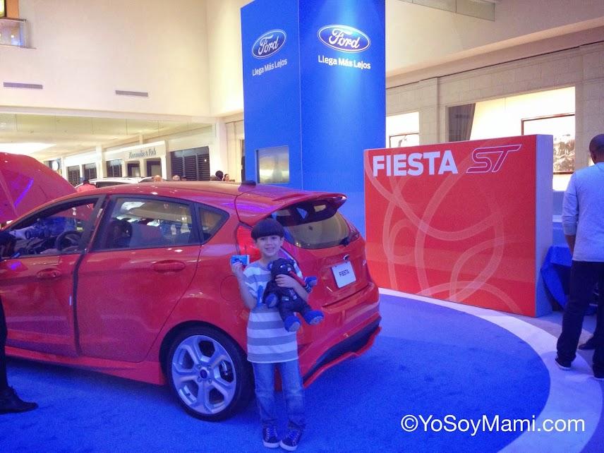 YoSoyMami en el Puerto Rico International Auto Show #PRIAS2013