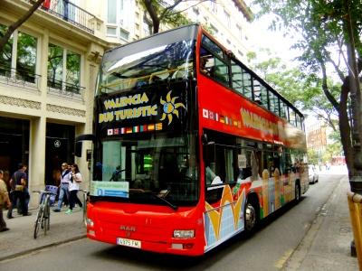 スペイン情報 | 二階建て観光バスに乗ってみよう