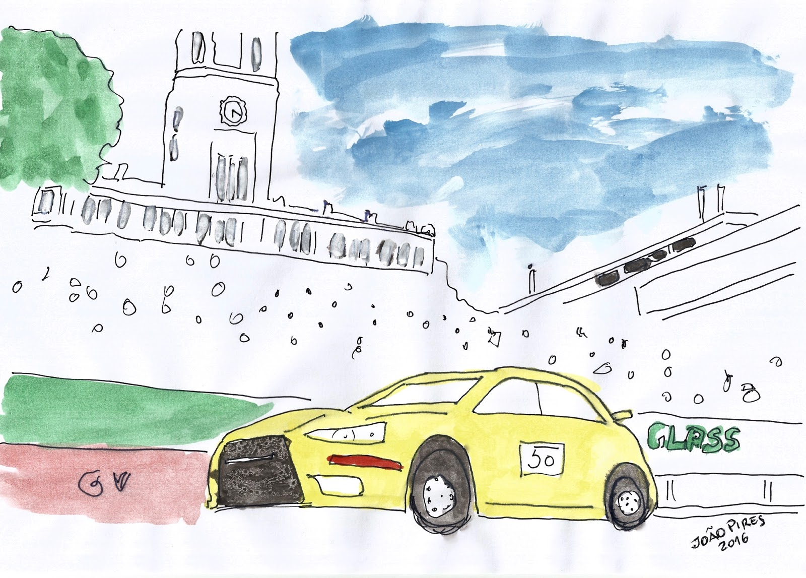 2016_Porto-Street-Stage_tinta-permanente_desenho-aguarela_Joao-Pires_.jpg