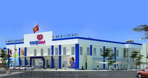 Quảng Ngãi sắp khai trương siêu thị Co.opmart thứ hai - Tuổi Trẻ Online