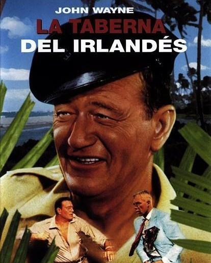 La taberna del irlandés (1963, John Ford)