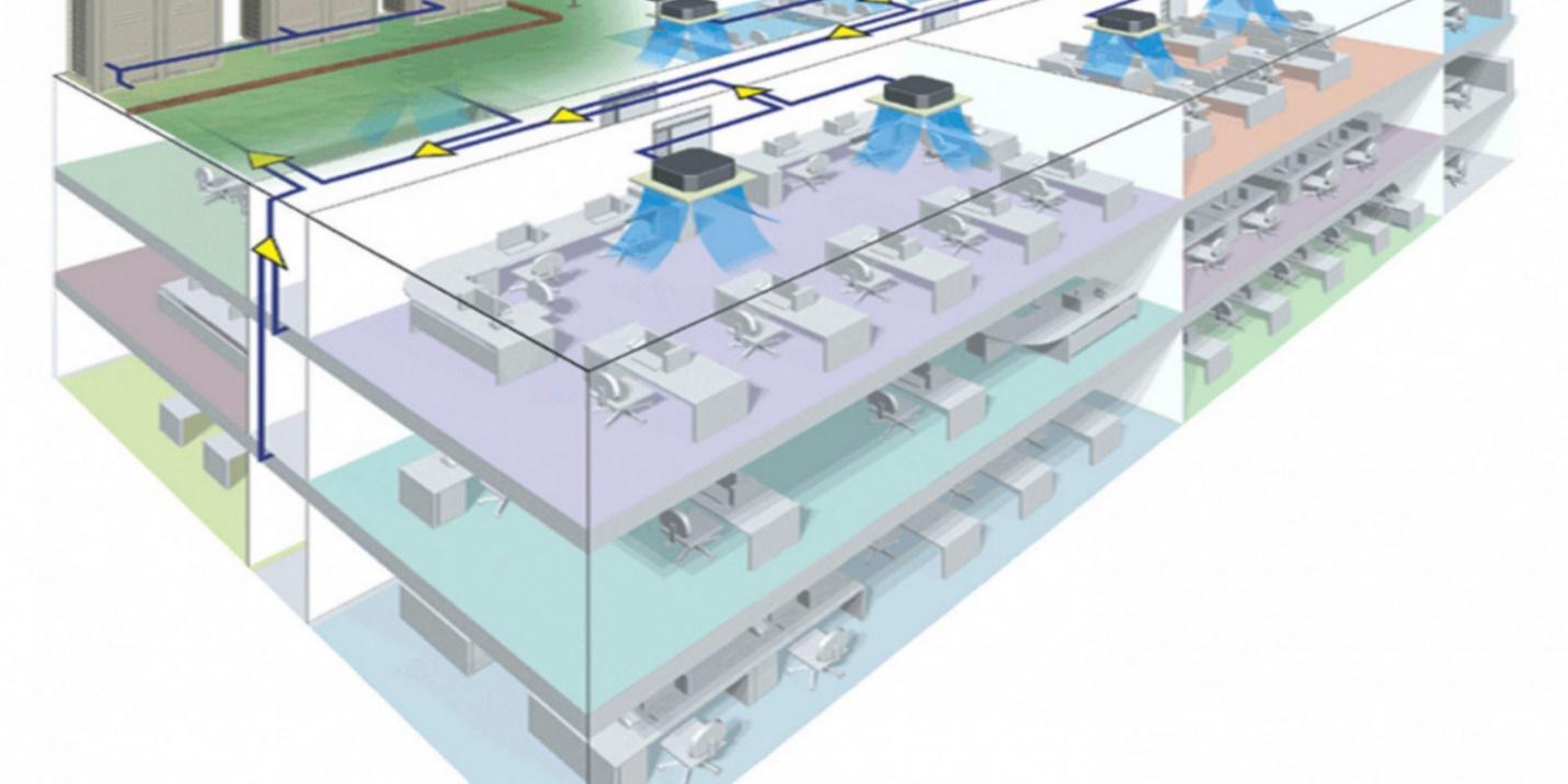 Địa chỉ cung cấp máy lạnh trung tâm chất lượng tốt!