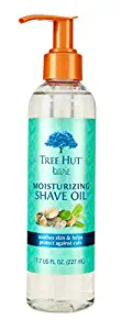 6. Tree Hut bare Moisturizing Shave Oil