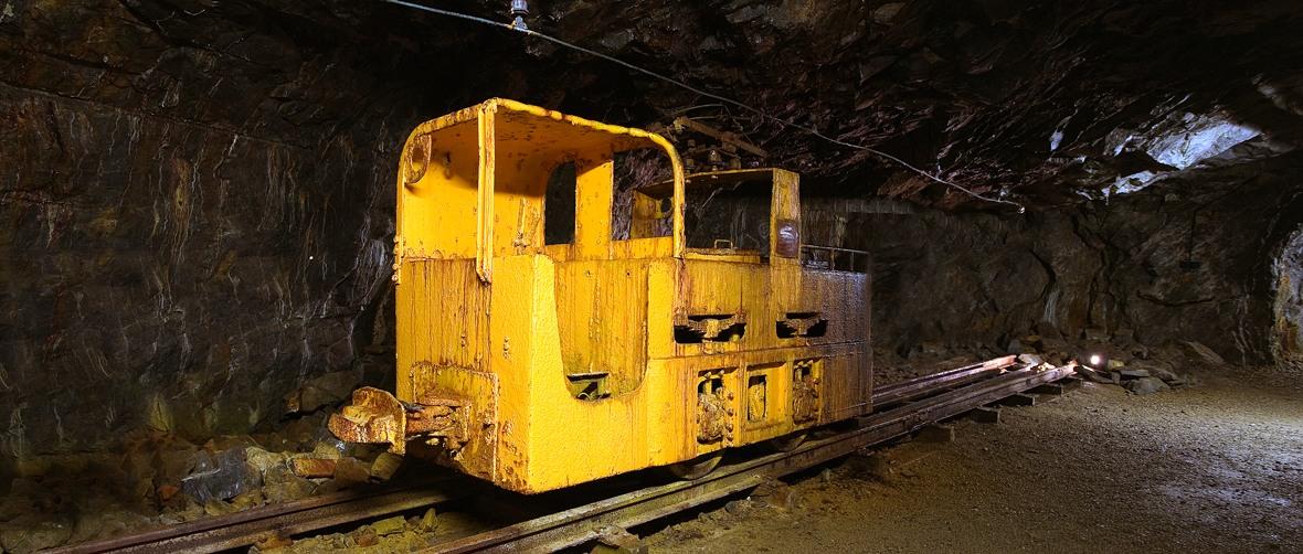 рельсы шахтные