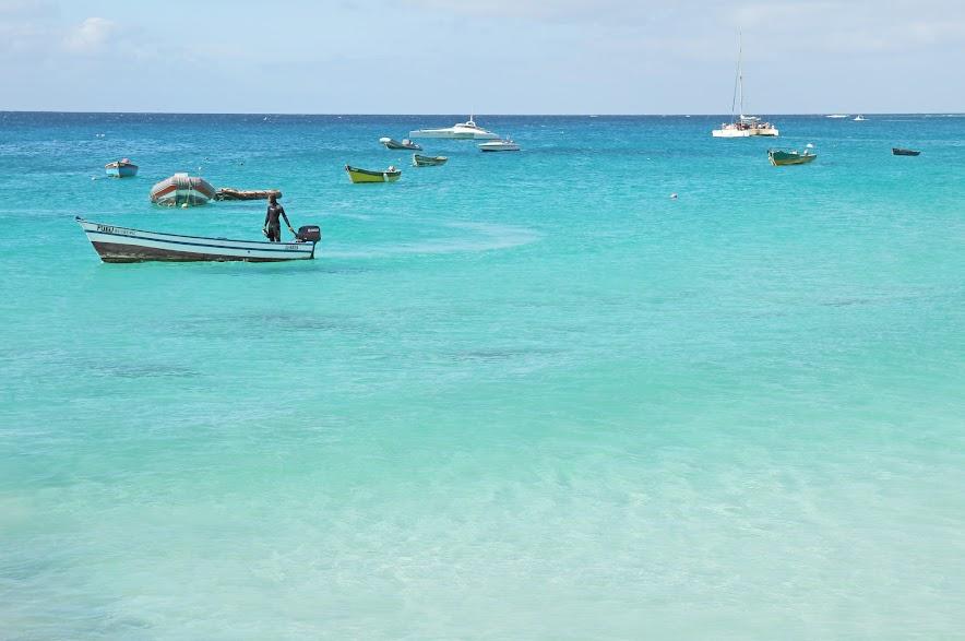 A ILHA DO SAL e as melhores praias de Cabo Verde (com dicas de viagem e de alojamento) | Cabo Verde