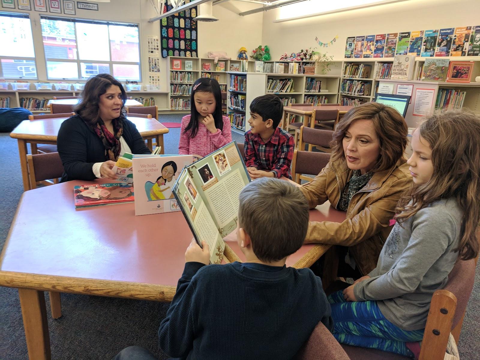 Edmonds Diversity Commission donates book sets