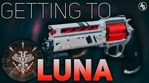 Luna's Howl Quest