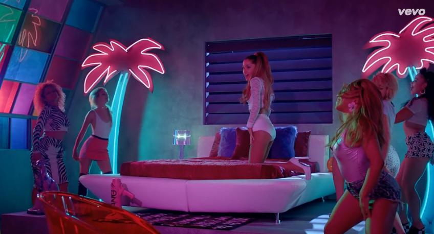 Grande Bang Ariana Bang JESSIE J