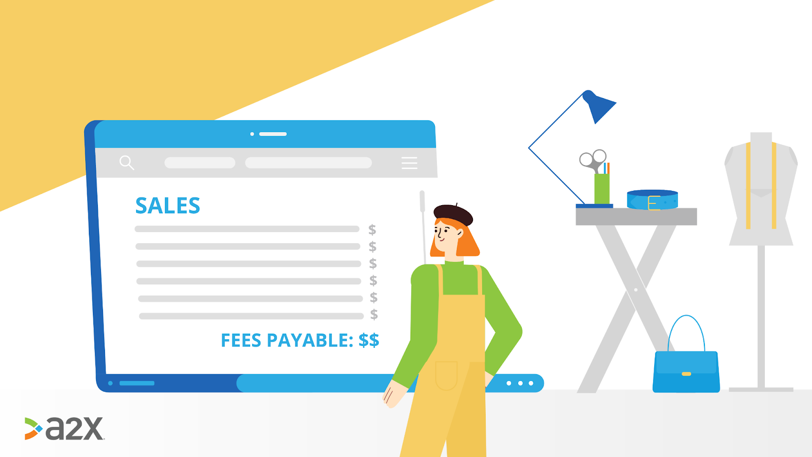 Amazon seller calculating fees