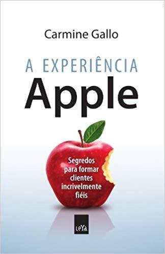 Livro A Experiência Apple