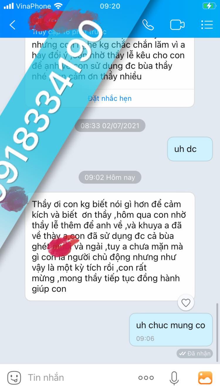 Thị trường bùa ngải ở Tiền Giang