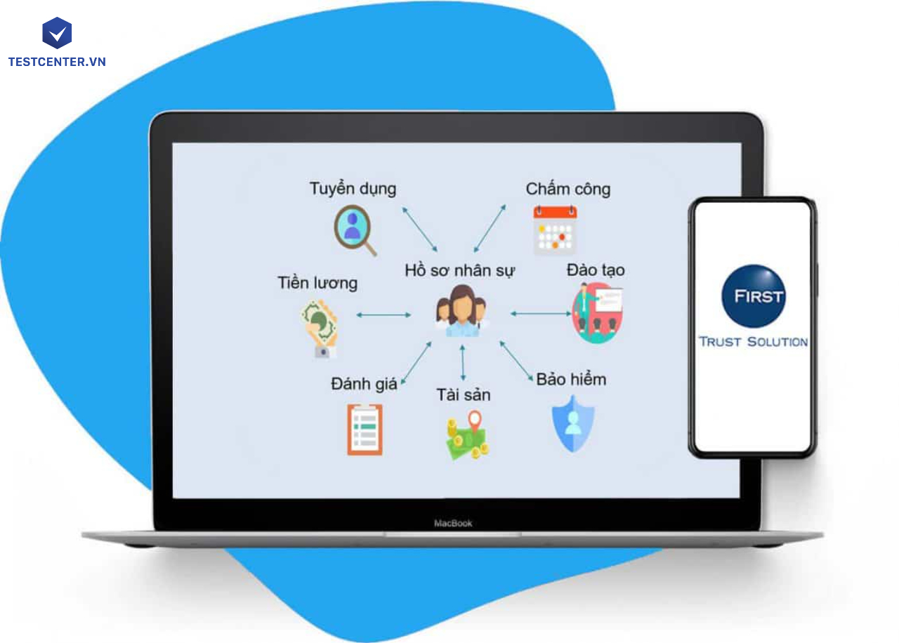 phần mềm quản lý nhân sự online là gì