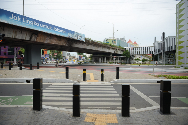 JAKI, Simpang Senen, JSC, Jakarta, Senen, Revitalisasi Senen