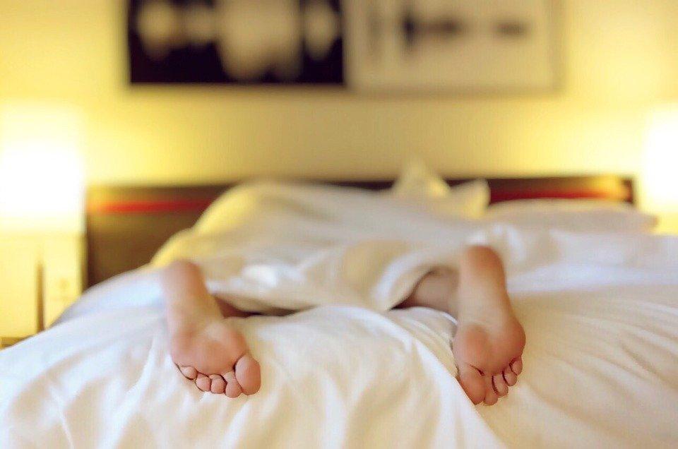 dormir intense image