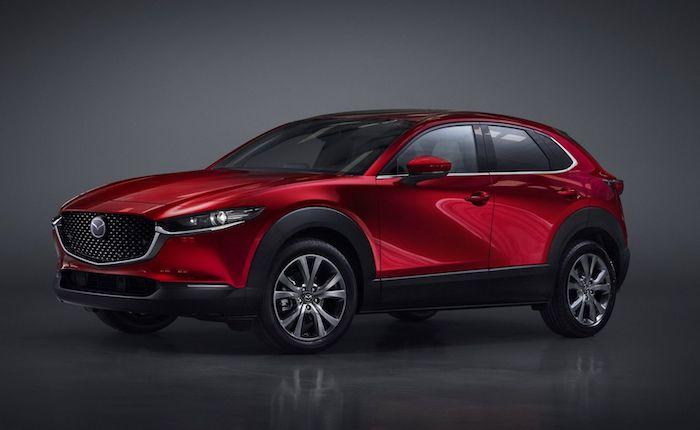 Mazda CX-30 ถูกเลื่อนให้เป็นการเปิดตัวผ่านสื่อออนไลน์และโชว์รูม