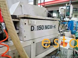 Demag D150-452 NCIII K (1993) Plastic Injection Moulding Machine