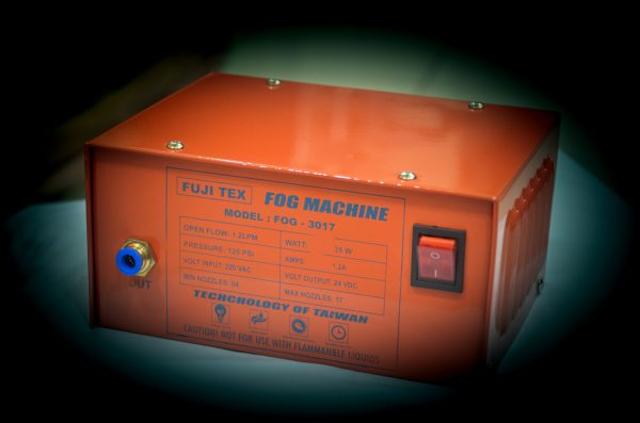 Giá máy phun sương phụ thuộc vào số lượng máy