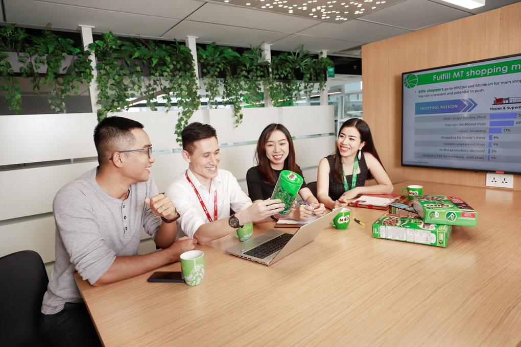 Nestlé Việt Nam được trao tặng Giải Vàng Chất lượng Quốc gia 2020