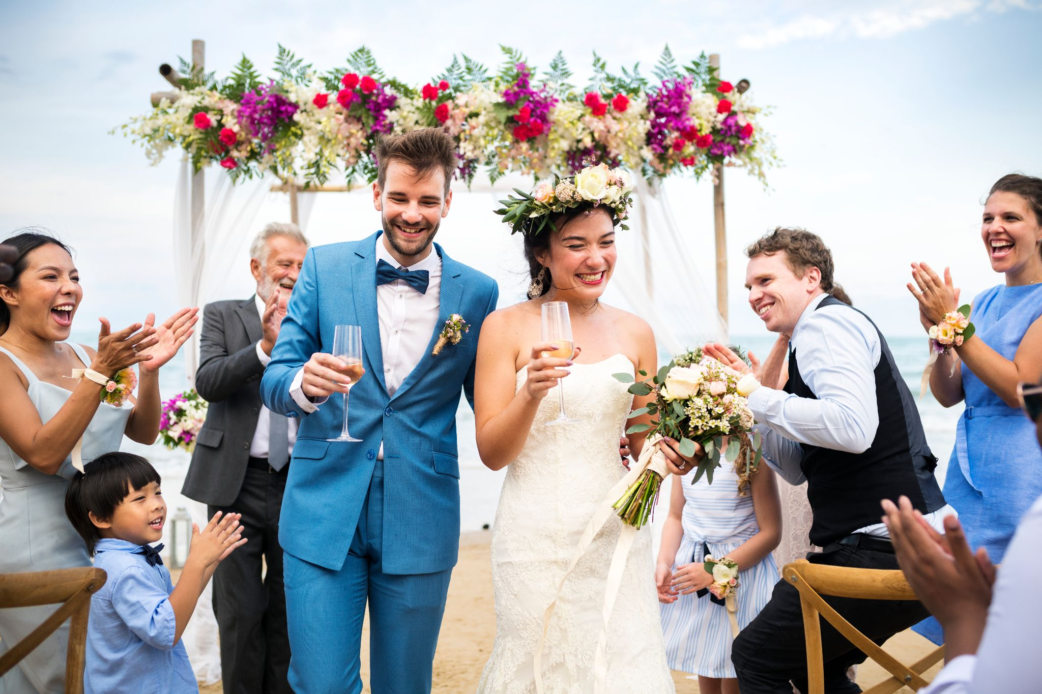 wedding niche