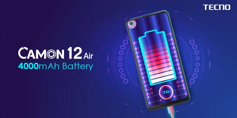{filename}-Camon 12 Air With Dot-in Display Is Pretty And With Huge Battery