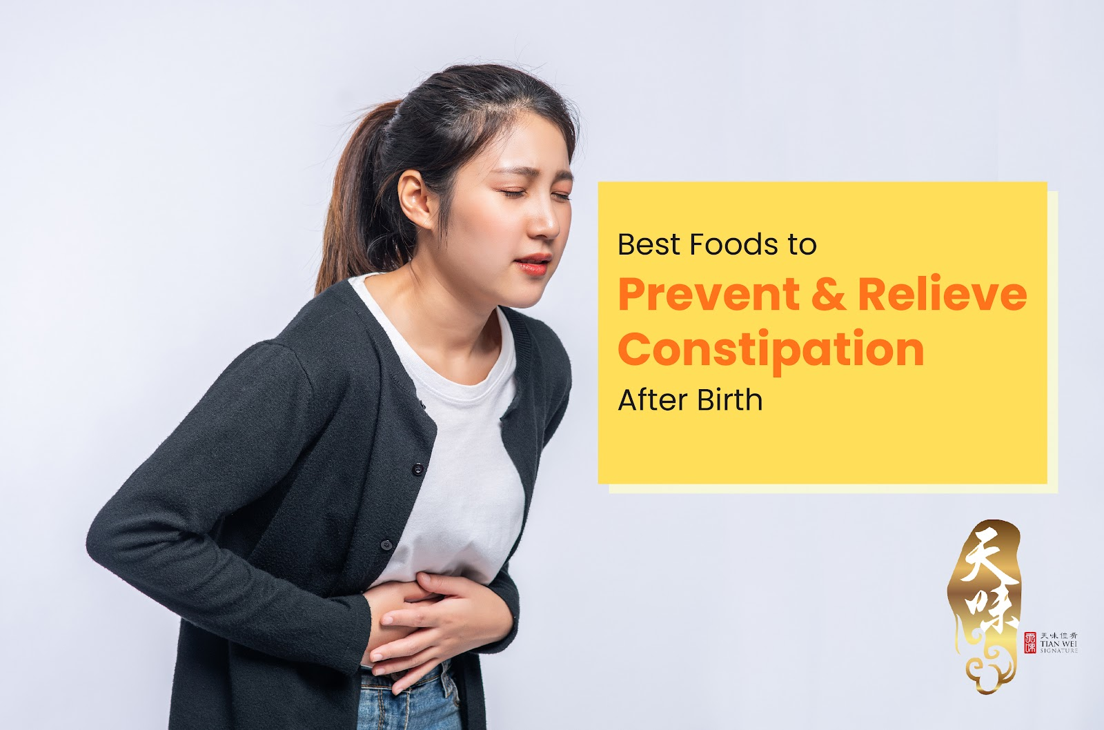 Best Foods to Prevent & Relieve Constipation After Birth
