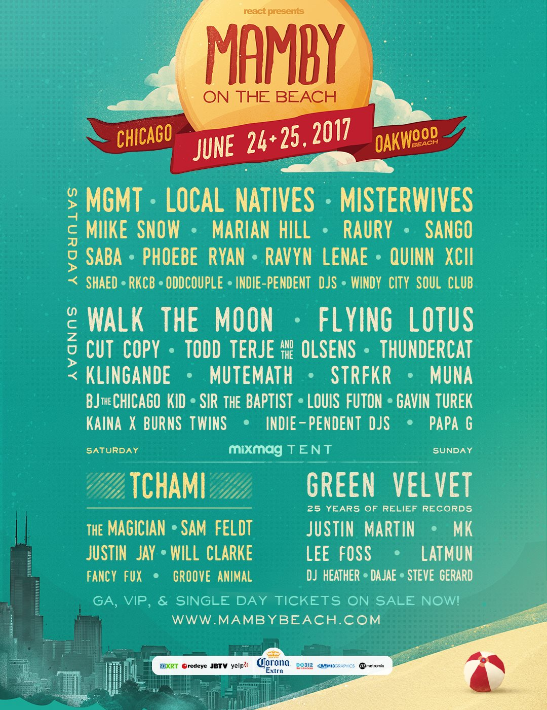 Mamby On The Beach 2017 lineup.jpg