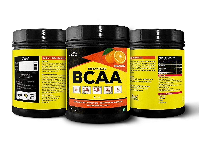 Healthvit Fitness BCAA