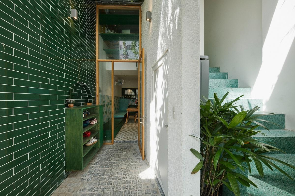 3T2 House – Nhà trong hẻm nhỏ | KHUÔN studio + KTS Phan Khắc Tùng