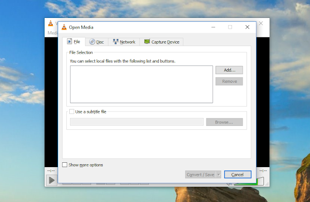 تعرف على كيفية تقليل حجم الفيلم باستخدام برنامج VLC