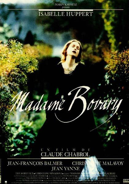 madame bovary claude chabrol