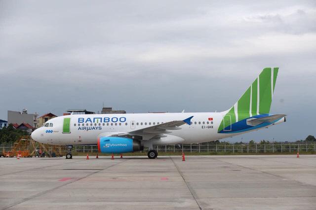 Các bạn có thể săn vé máy bay Bamboo Airway trên website của hãng này