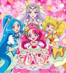 Pretty Cure kids anime
