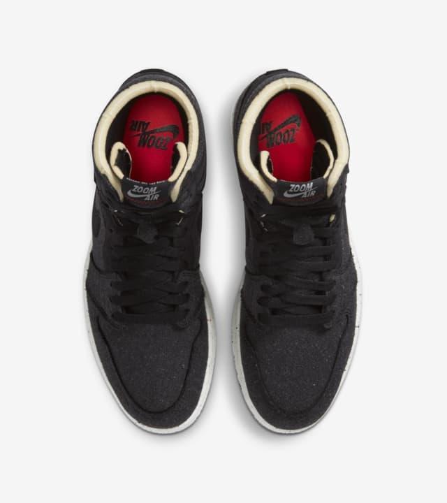 """Air Jordan 1 High Zoom Crater"" รองเท้า Air Jordan แบบรีไซเคิล 03"