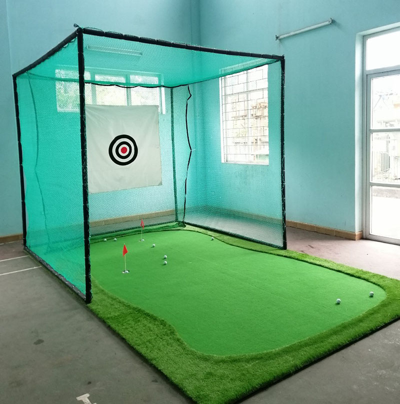 Khung lưới tập golf tiện lợi và linh động