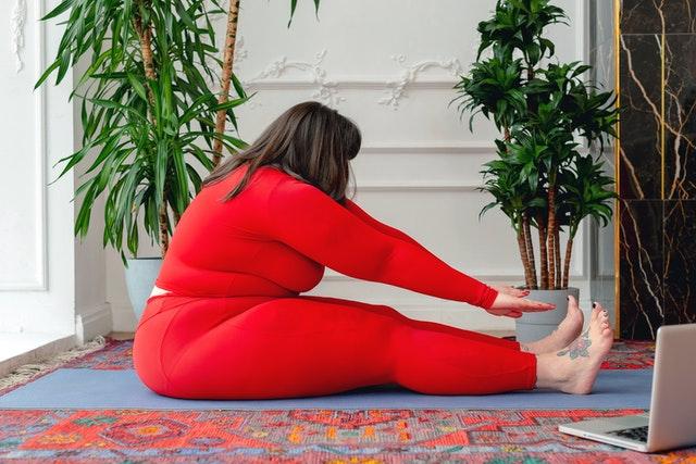 Yoga lernen kann jeder