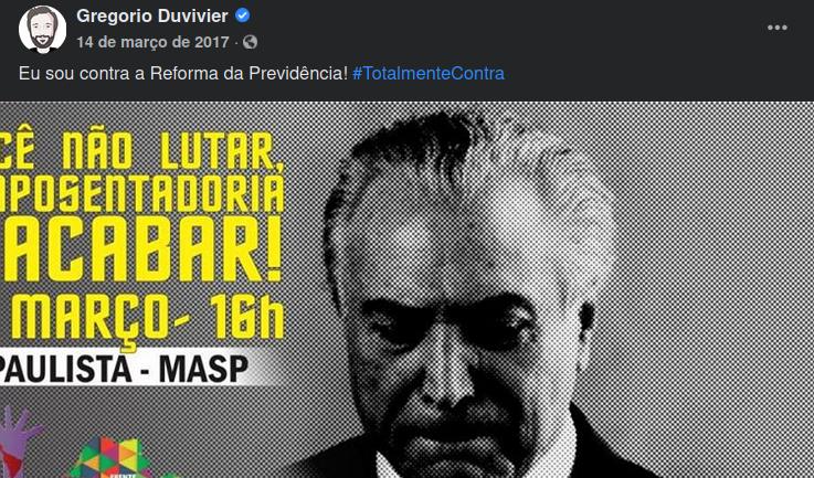 """Gregório Duvivier chama bitcoin de """"conto"""", mas defende a maior pirâmide do Brasil"""