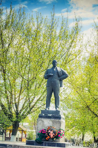 Ленин в Телеханах