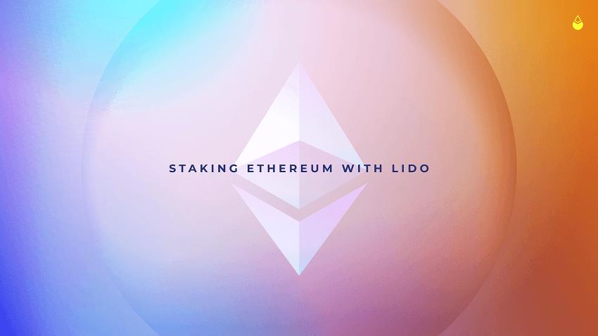 Staking Ethereum with Lido