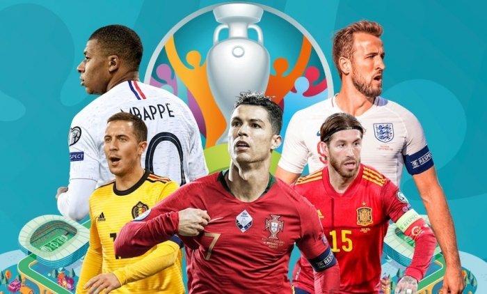 Nhận định cuộc đua vô địch Euro 2021: Long hùng tranh đấu