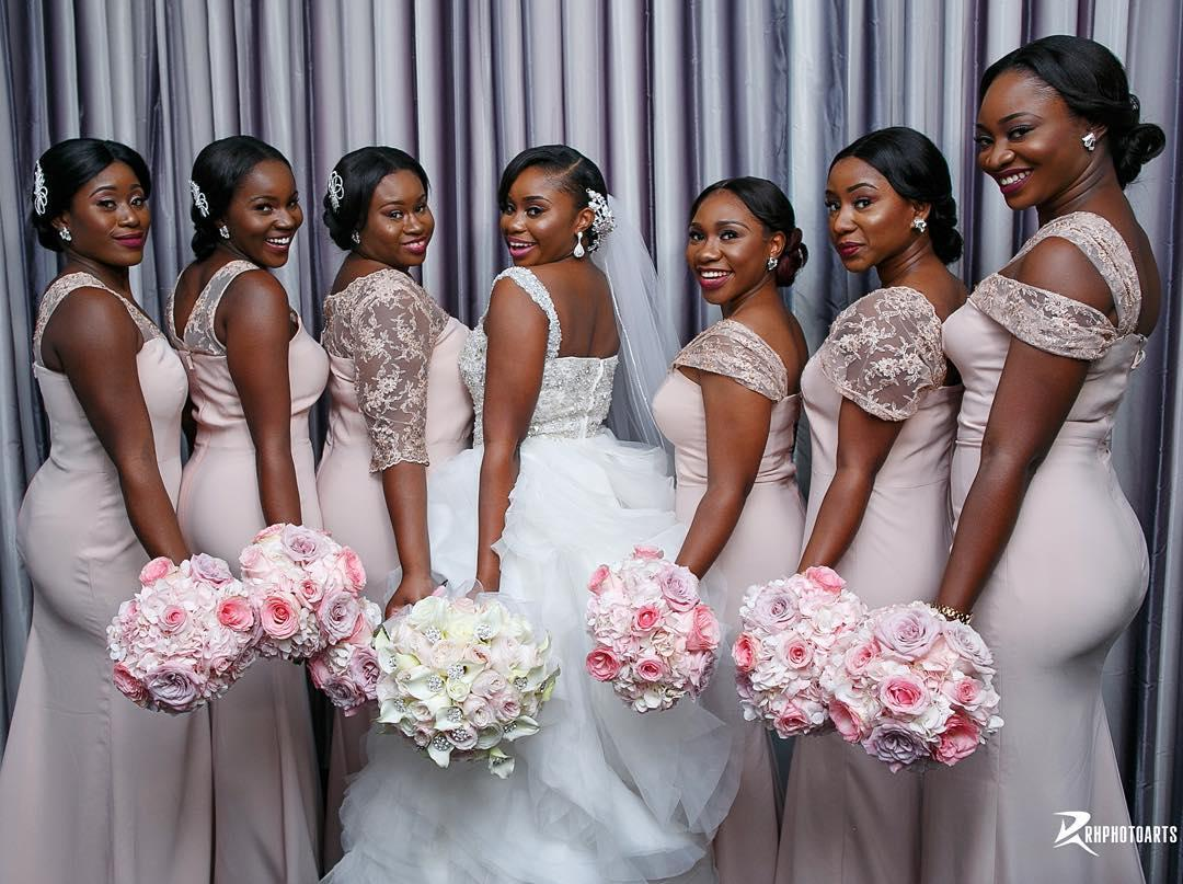 nigerian bridal train hairstyles - the best style in 2018
