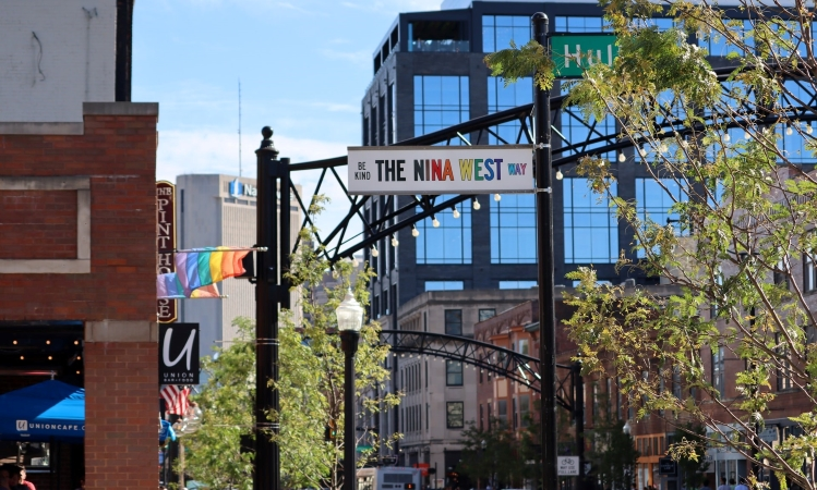 Short North Arts District is one of many Columbus neighborhoods
