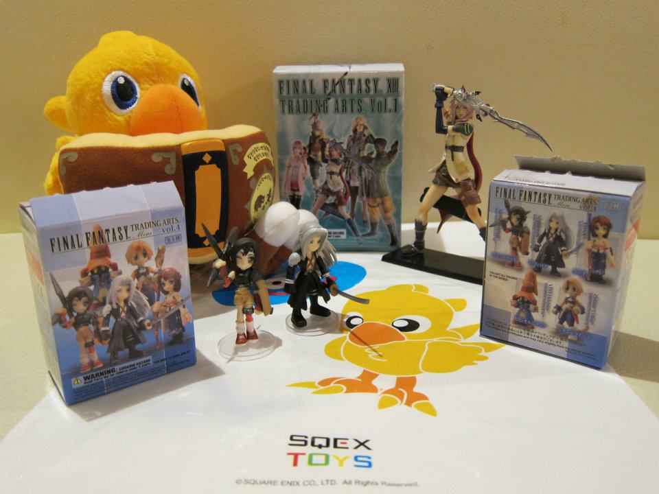 Square Enix, Games Freezer