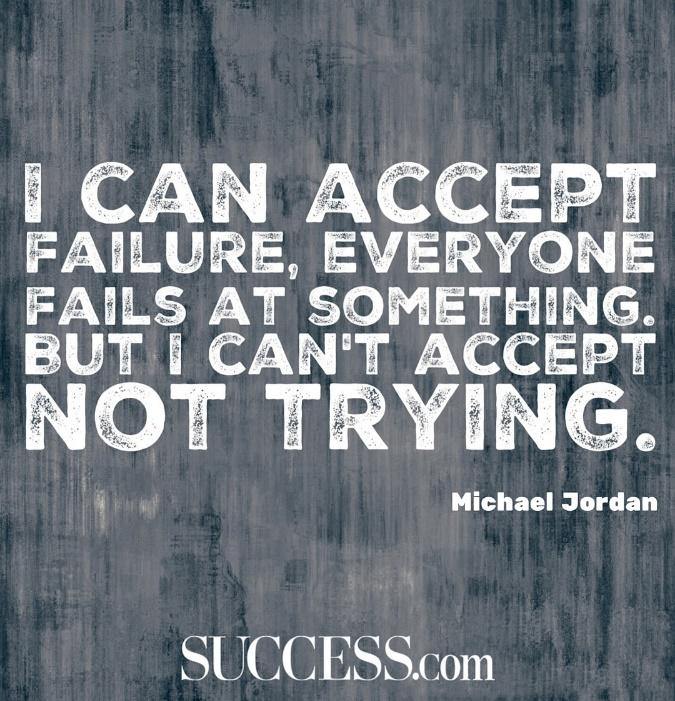 21 Quotes About Failing Fearlessly | SUCCESS