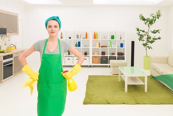 Vệ sinh nhà ở chưa bao giờ dễ dàng hơn với dịch vụ tổng vệ sinh nhà ở định kỳ