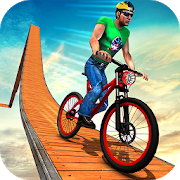 Impossible BMX Bicycle Stunts - best BMX games for android